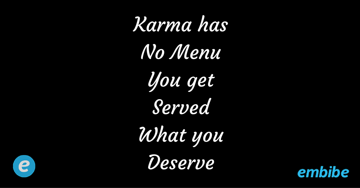 Laws of Karma, that will change your life