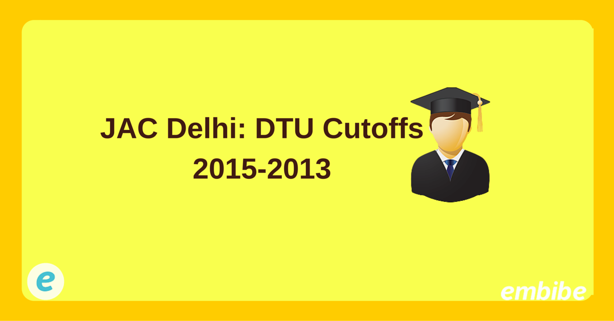 Image result for DTU cut off 2014 Vs 2013