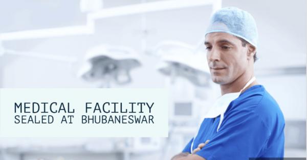 Bhubaneswar fire: Medical facility sealed at hospital