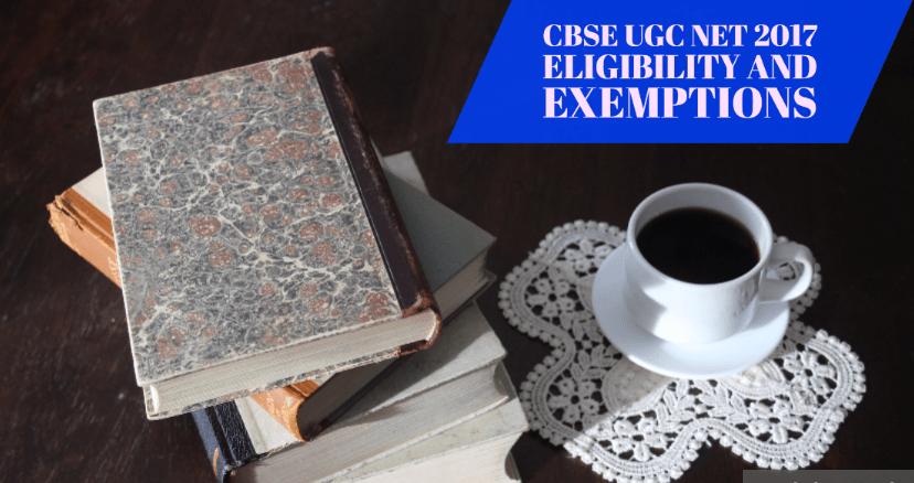 CBSE UGC NET Eligibility