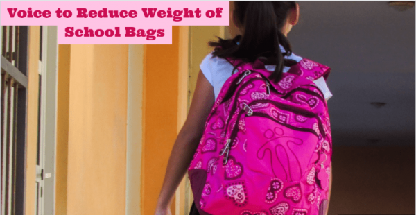 'CBSE Schools Not Reducing Weight of Bags'