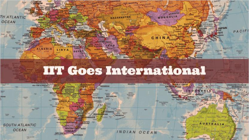 IIT goes Int