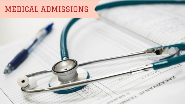 James Panel Intervenes in Medical Admissions