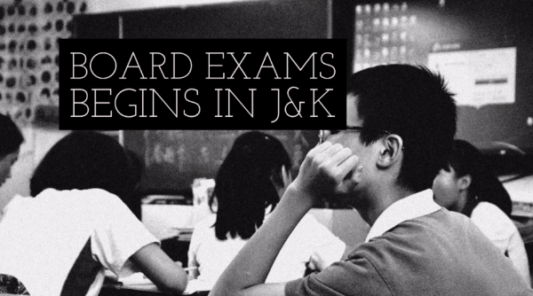 Board Exams Kicks Off for JKBOSE: Stone Pelting Reported at Centres