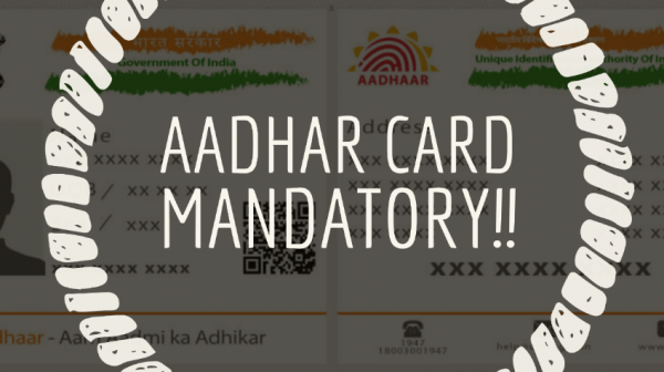 Important News: JEE Aspirants will now need Aadhar Card as mandatory document