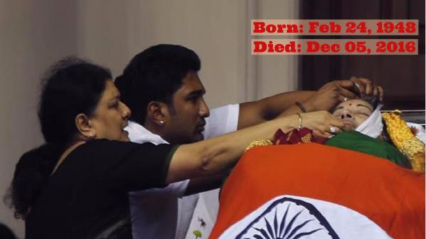 Tamil Nadu, Kerala and K'taka Mourn Jaya's Death, Declare Holiday
