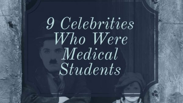 9 Celebrities Who Were Medical Students
