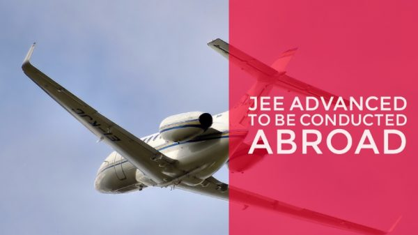Following countries will have JEE Advanced Exam from 2017