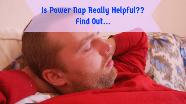How Power Naps Will Boost Your Efficiency???
