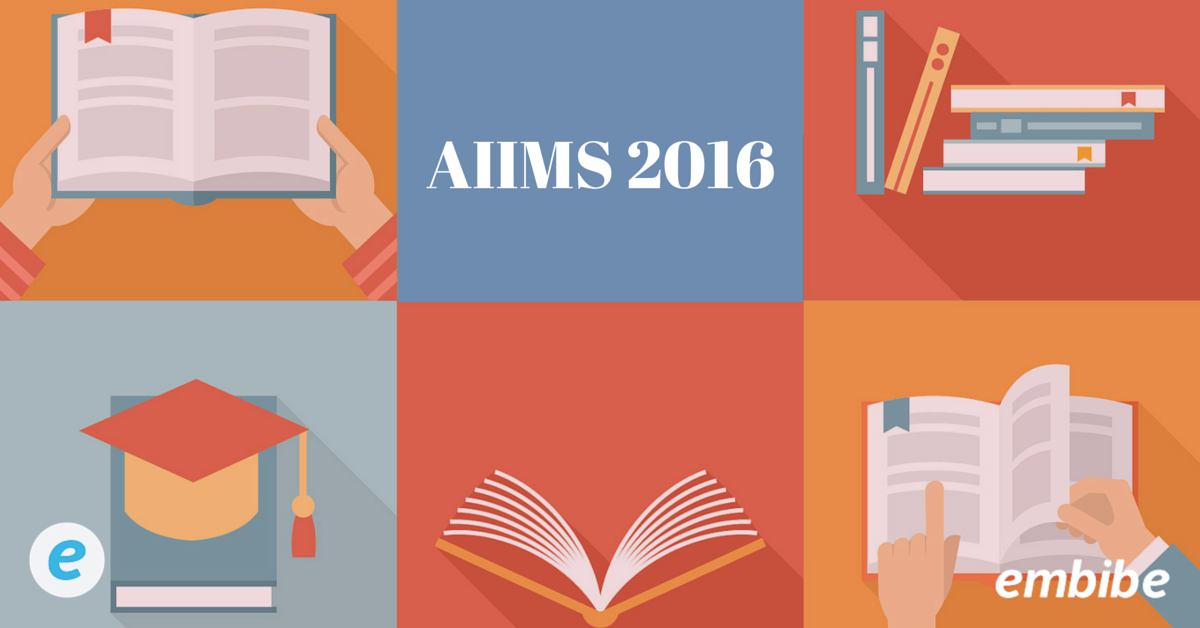 AIIMS 2016 forms