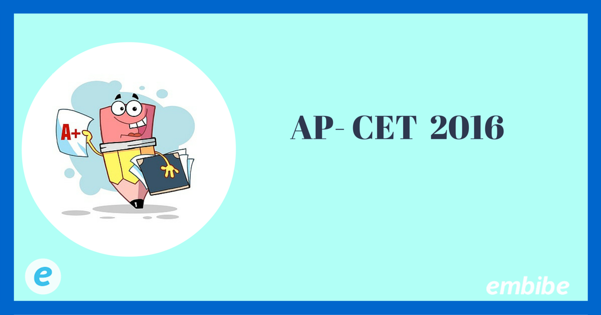 All important information for AP-ECET 2016 with Exam Dates and more!