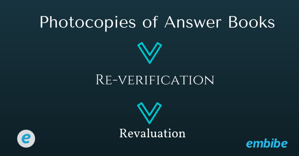 Verification and Revaluation of CBSE 12th Class 2016