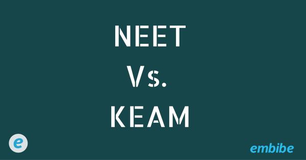 NEET vs Kerala KEAM