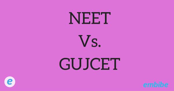 NEET vs Gujarat CET