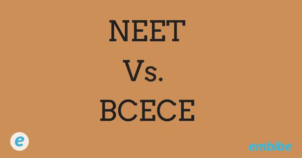 NEET vs Bihar BCECE