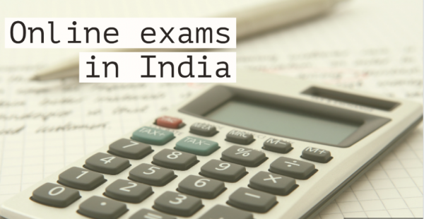 Get to know the online exams in India
