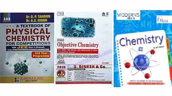 Best Books for AIIMS Chemistry 2019