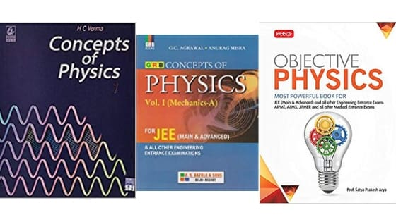 Best Books for AIIMS Physics 2019