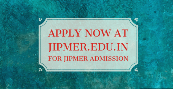 JIPMER Admission 2017 open for MD/MS courses