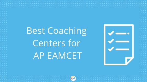 Best Coaching Centers for EAMCET