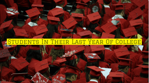 10 Pieces Of Advice That Are Actually Helpful For Students In Their Last Year Of College