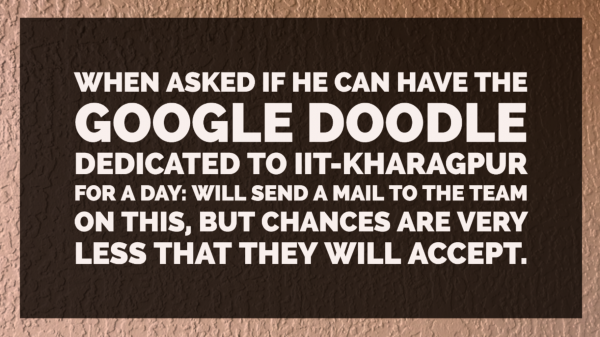 14 Quotes by Sundar Pichai from IIT Kharagpur