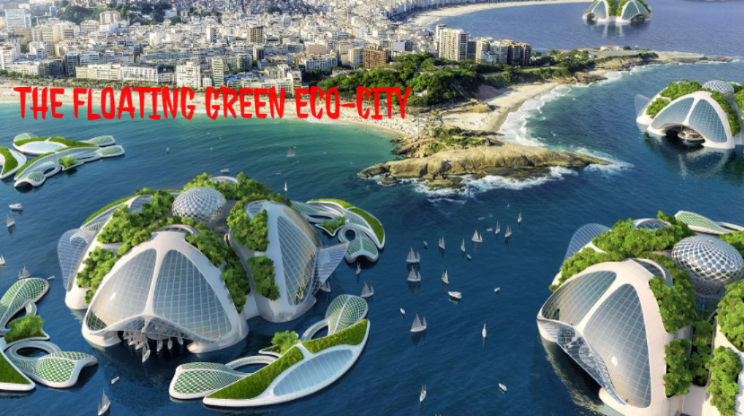 Lilypad, the floating green eco-city