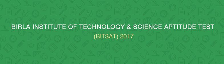 BITSAT-2017