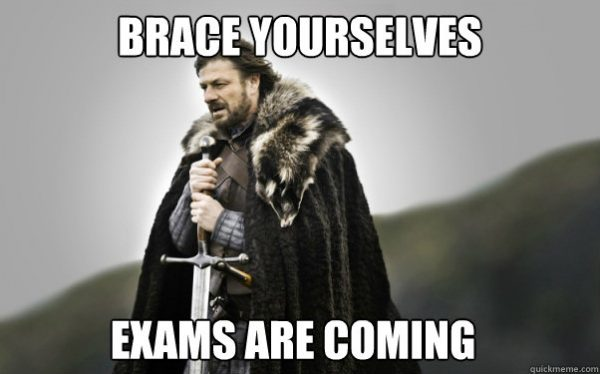 Exam Fever: What Every Student Goes Through Before An Exam