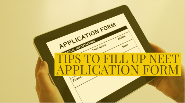 Step by Step Procedure To Fill Up The NEET 2017 Application Form