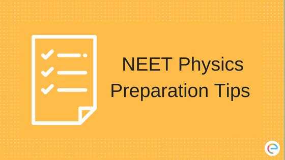 NEET Physics Preparation