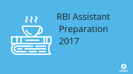RBI Assistant Preparation Tips