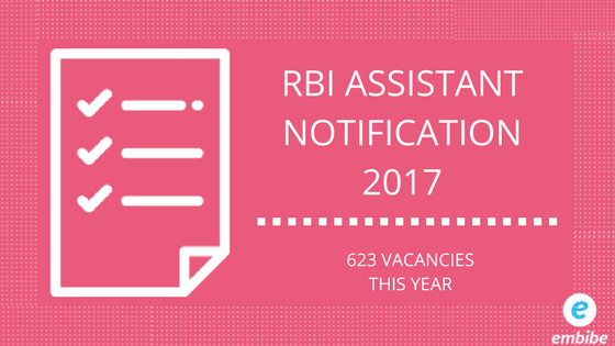 RBI Assistant Notification