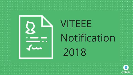 VITEEE Notification-min