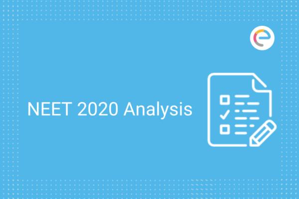 NEET 2020 Analysis