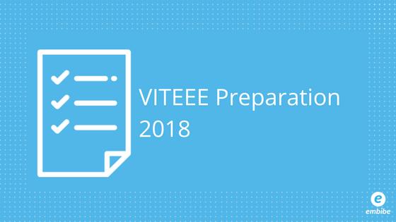 VITEEE Preparation