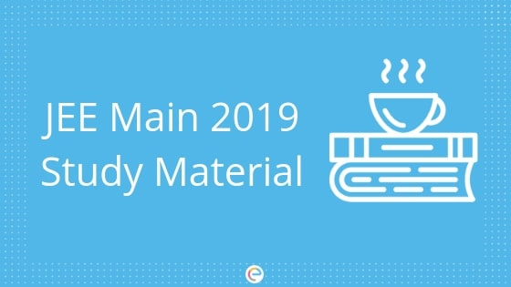 JEE Main Study Material | Chapter-wise Notes & Practice Papers To