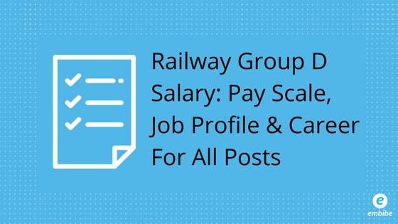 Railway Group D Salary 2018