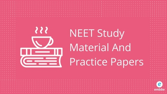 neet study material chapterwise notes neet practice questions