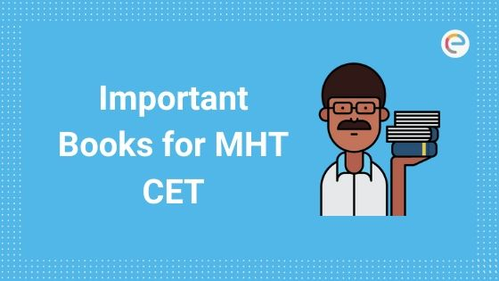 Important Books for MHT CET