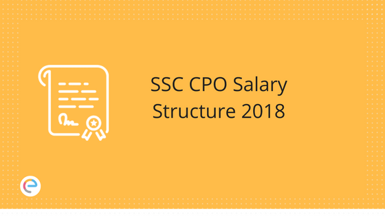 SSC CPO Salary Structure