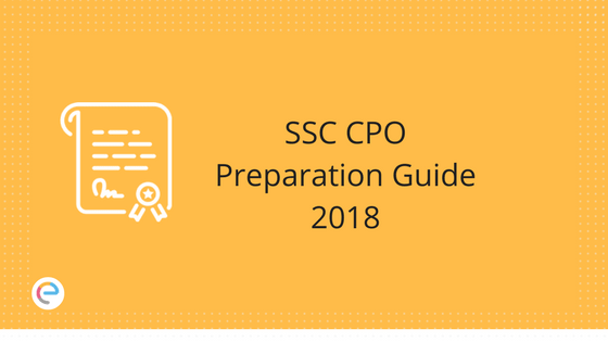 SSC CPO Preparation