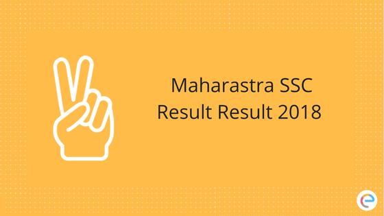 Maharastra SSC Result