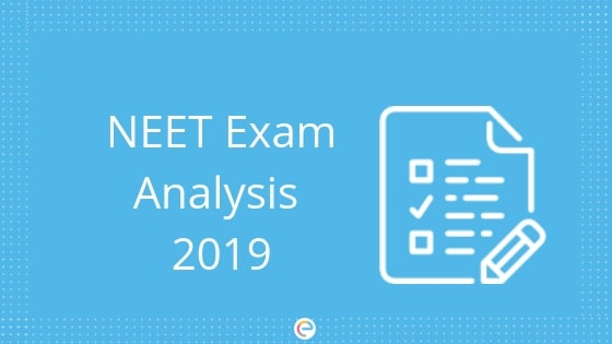 In-depth NEET Analysis 2019 | Overall & Detailed NEET UG