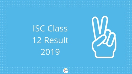 ISC Class 12 Result
