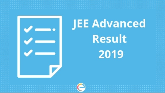 JEE Advanced Result 2019-Embibe