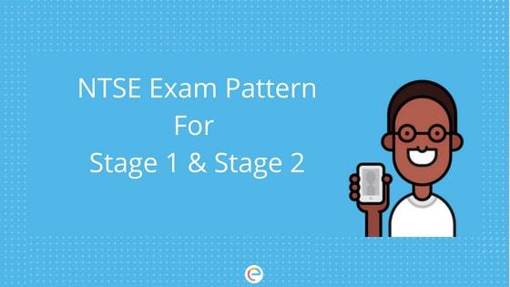 NTSE Exam Pattern 2019