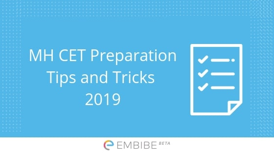 MHT CET Preparation Tips and Tricks | Check Out Last Minute Preparation