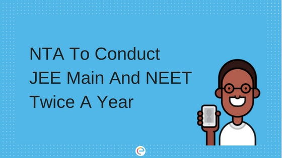 NTA To Conduct JEE Main And NEET
