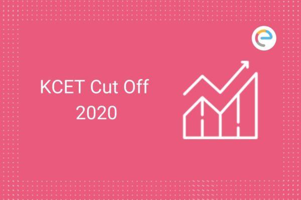 KCET Cut Off